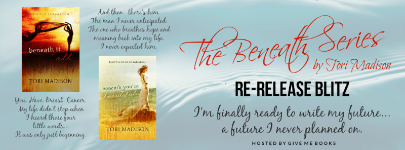 The Beneath Series Re-Release Blitz