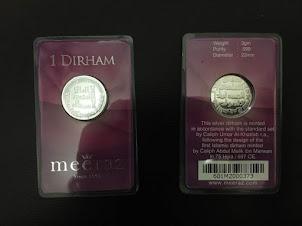 MEERAZ dirham