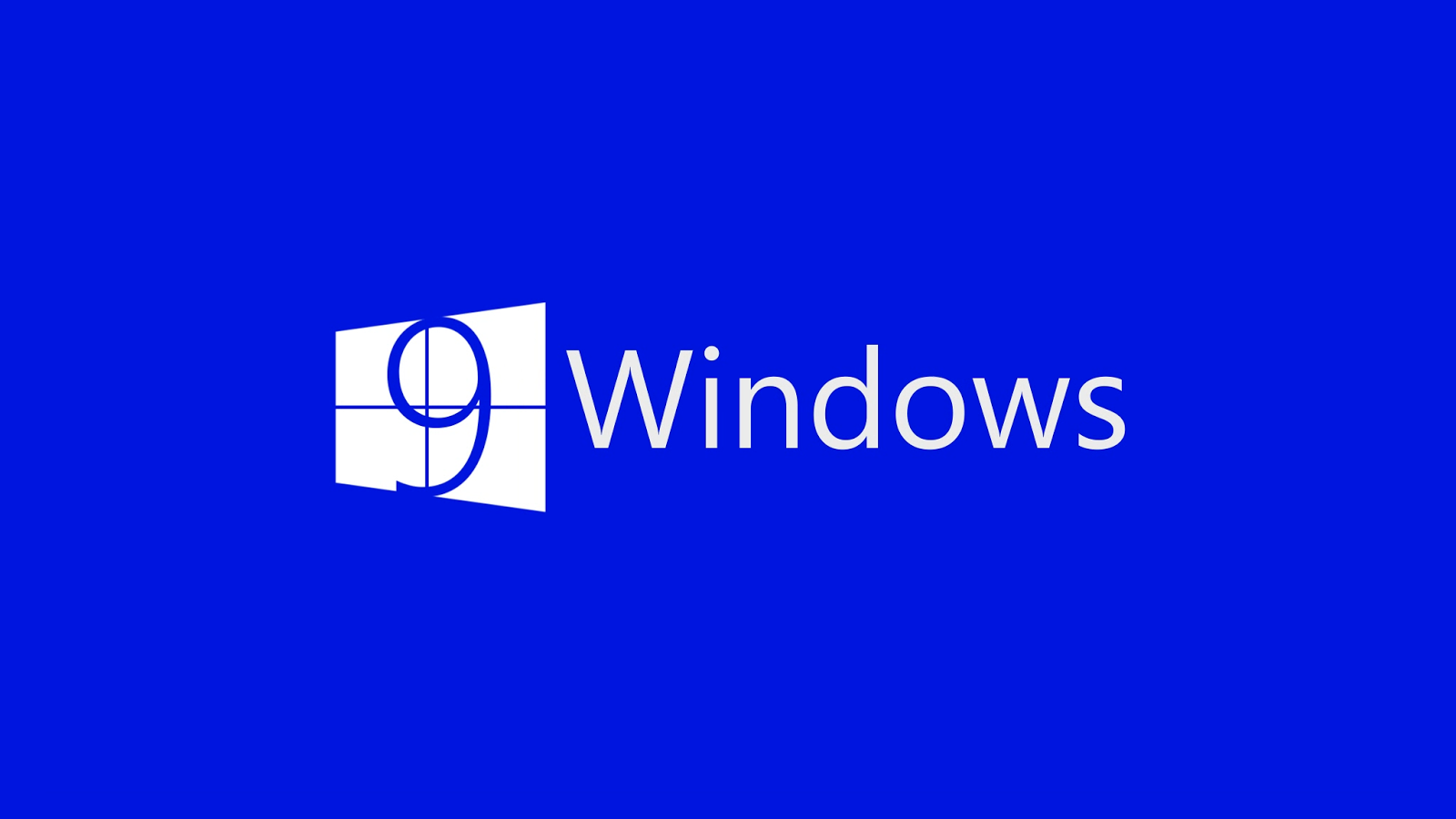 Wallpaper Windows 9
