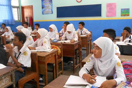 Cara Menciptakan Ruang Kelas Yang Efektif