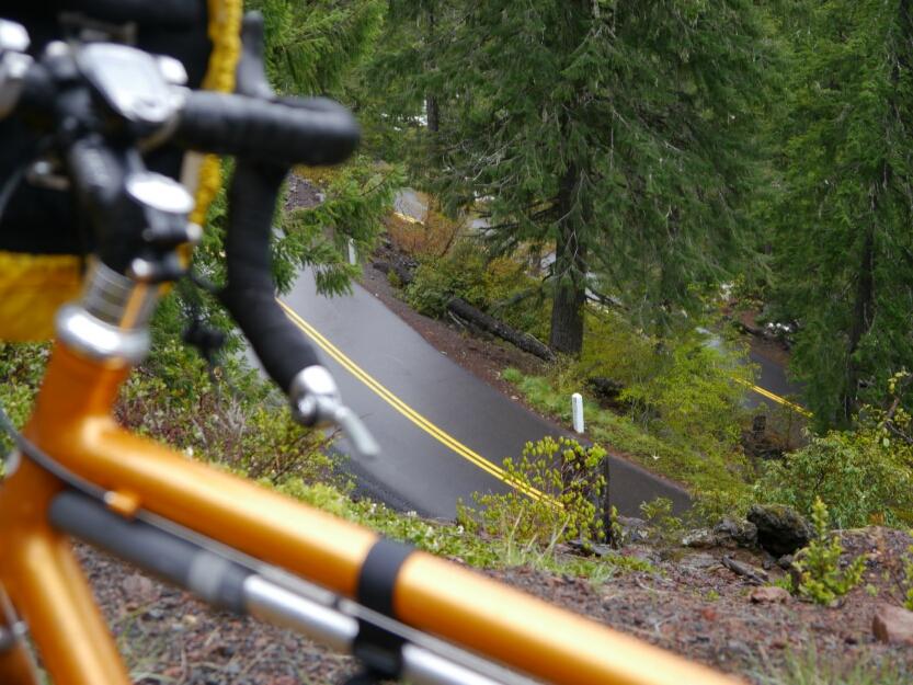 steep but beautiful