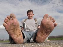 Shoeless Men Barefoot - April 8 2013