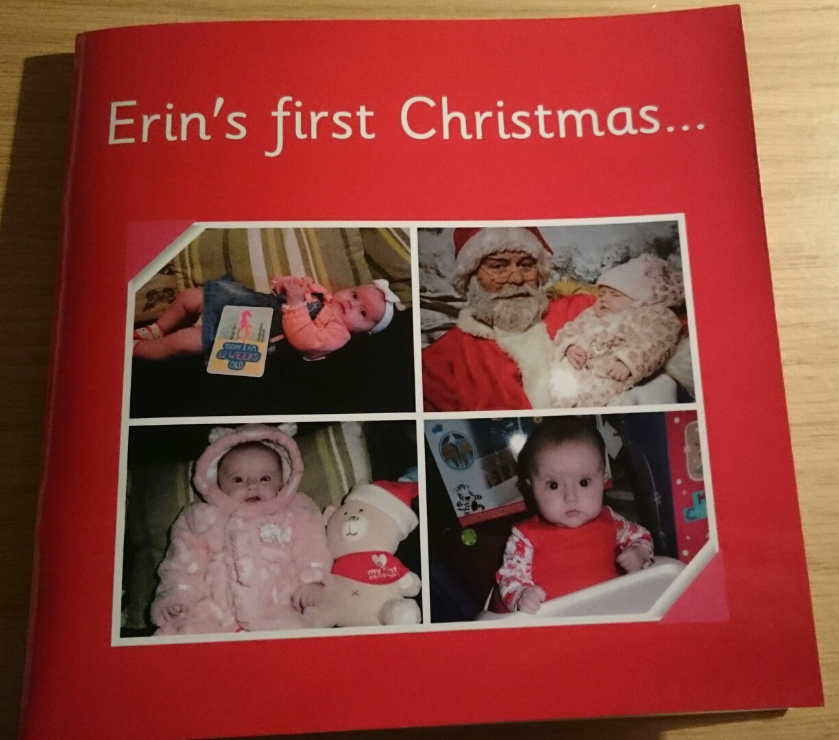 Christmas Gift Ideas: Personalised Books from love2read | Mum of a ...