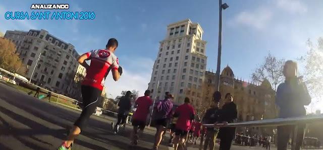 Gran Via de les Corts Catalanes con Passeig de Gràcia