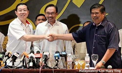 MUTAKHIR Keputusan mesyuarat majlis presiden PKR DAP dan PAS Hanya Azizah CALON TUNGGAL MAT SABU SUDAH JADI PRESIDEN P