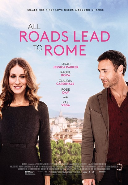 Film All Roads Lead to Rome 2016 Bioskop