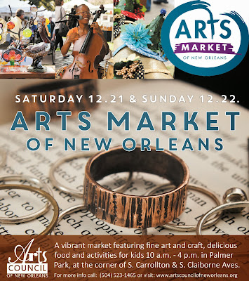 Arts Market of New Orleans Graphic