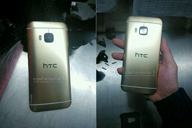 HTC One (M9) Gold