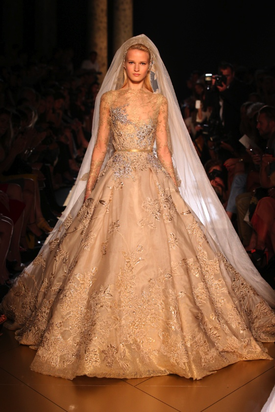 Wedding dresses 2013 elie saab wedding style guide for Elie saab 2012 wedding dresses