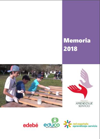 MEMORIA DE LOS PREMIOS ApS 2018