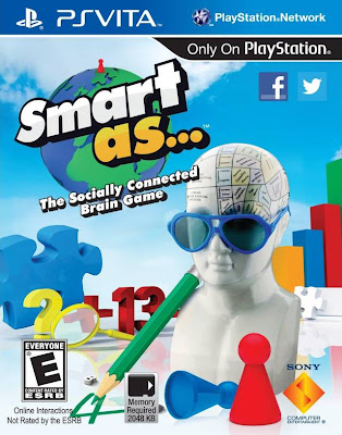 Smart As PS Vita Cover Art (US)