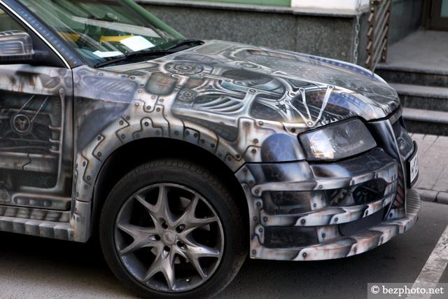 необычные автомобили фото