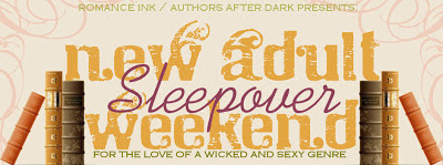 New Adult Sleepover Weekend Blog Tour & Giveaway!