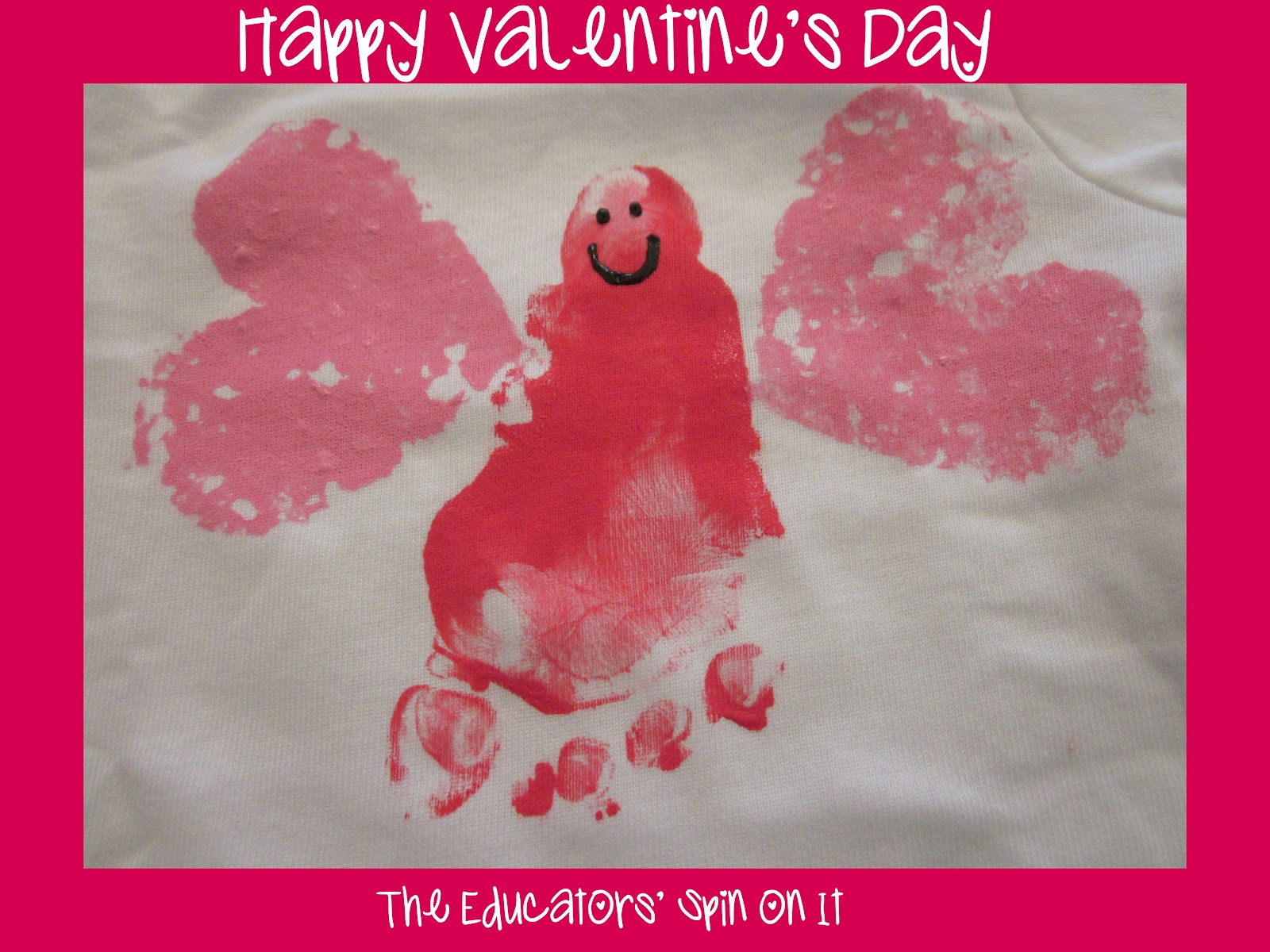 Valentine love bug craft - Valentine S Day Activities For Babies And Toddlers From The Educators Spin On It