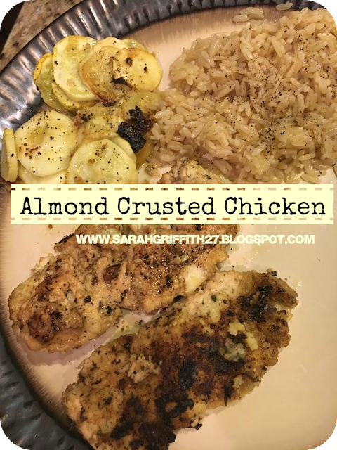 the masters hammer and chisel, hammer and chisel meal plan, Hammer and chisel recipes, almond chicken, sarah griffith, top beachbody coach,