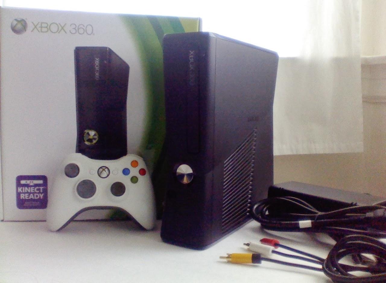 [San Francisco] Craigslist Seller ^__^: Xbox 360 Slim 4gb ...