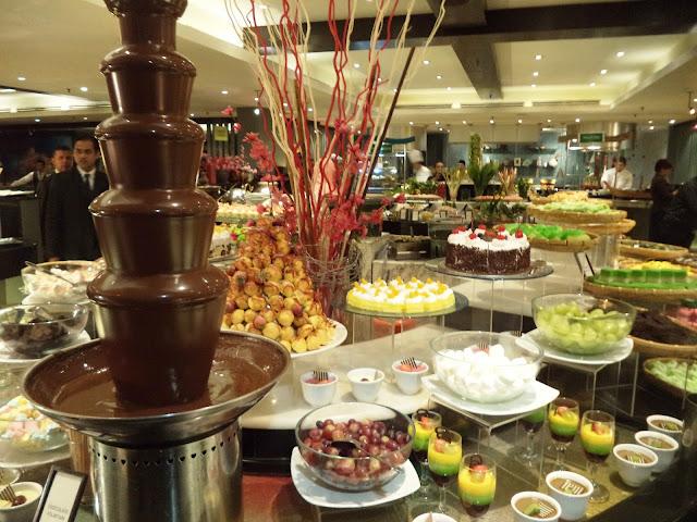 buffet ramadhan pj hilton,