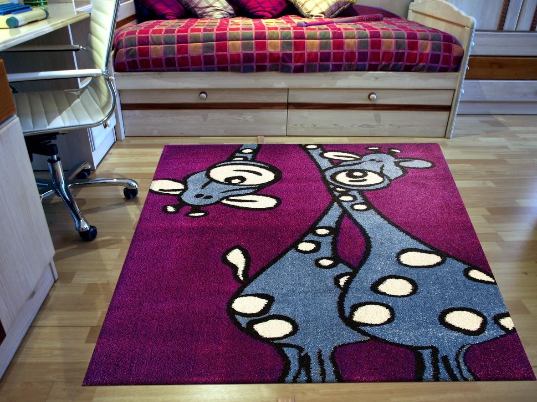 Lekune alfombras modernas de dise o o de lana - Alfombras infantiles disney ...
