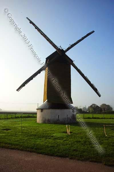 Chapelon le moulin Gaillardin