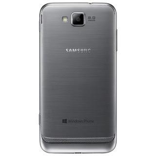 Harga dan Spesifikasi Samsung ATIV S 16 GB Abu - abu
