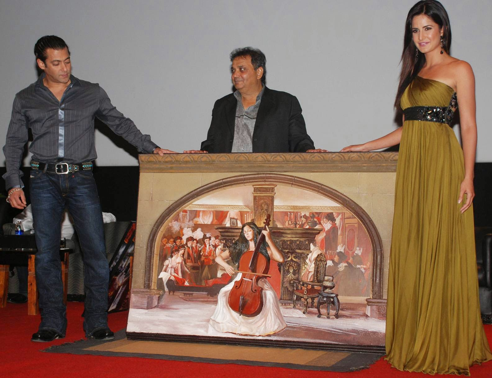 SUBHASH GHAI BHUSHAN KUMAR TOAST TO YUVVRAJ'S MUSICAL SUCCESS