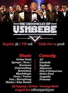 Chronicles of Ushbebe