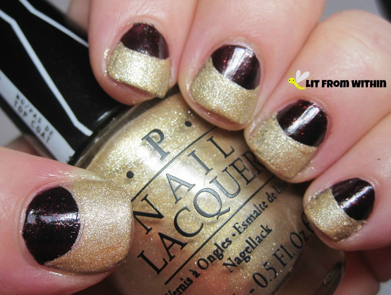 OPI Love.Angel.Music.Baby has quickly become one of my fave polishes this year!