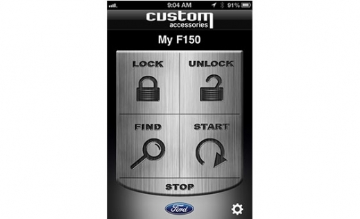 Ford Remote Access Application Turns Your Smartphone into a Virtual Keyfob