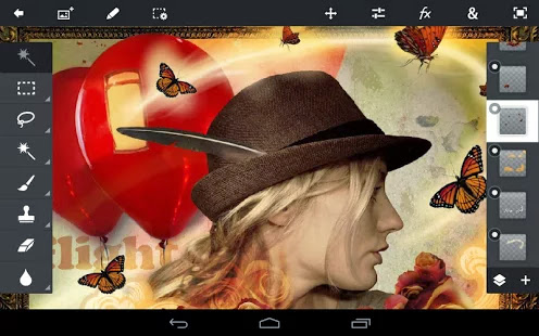 Adobe Photoshop Touch Apk Android İndir Full