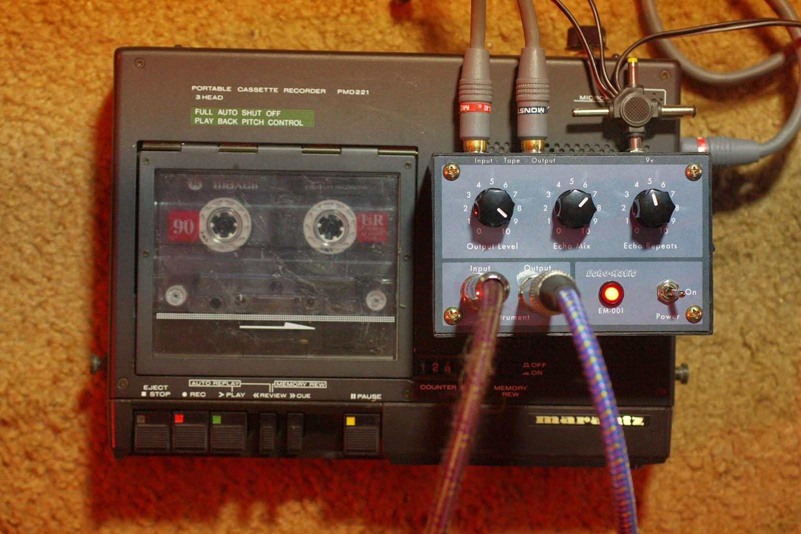 Delay Tape Tape Delay Machine