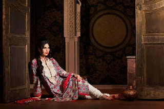 Khadi Pret Eid Wear Collection 2013 for women