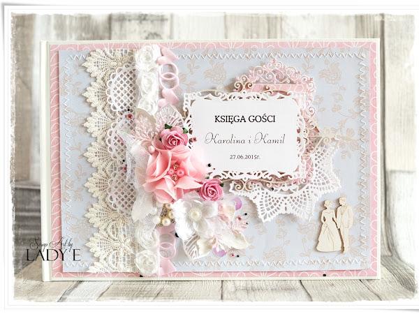 Wedding Guest Books / Ślubne Księgi Gości