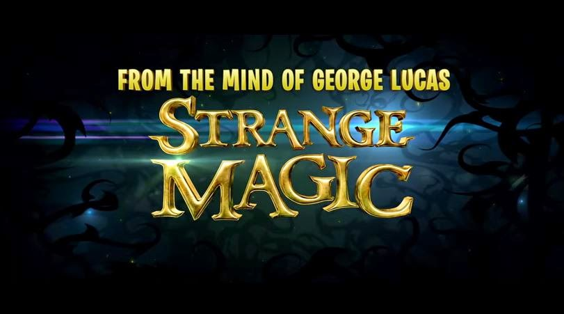 george lucas strange magic