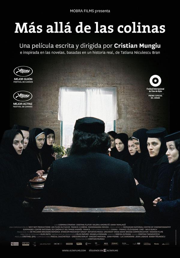 Cartel de la película 'Más allá de las colinas'