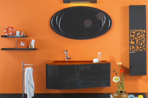 ـأحبڪْ } . . ڪِثرِ مآصُۆِتڪْ يَخدرِنيٌےً ۆ ِأدمَنتہ..! Orange-modern-bathroom-design3