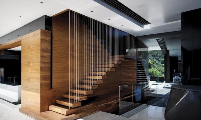 Espacios con estilo octubre 2012 for Escaleras verticales