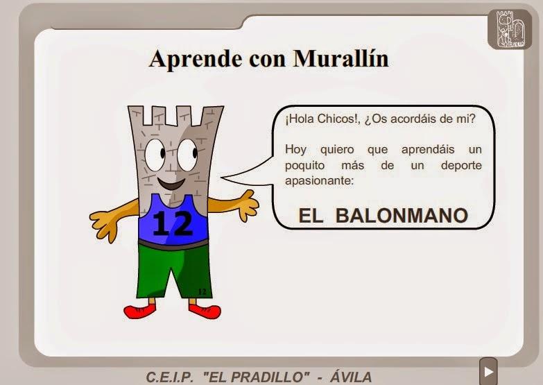 BALONMANO CON MURALLÍN