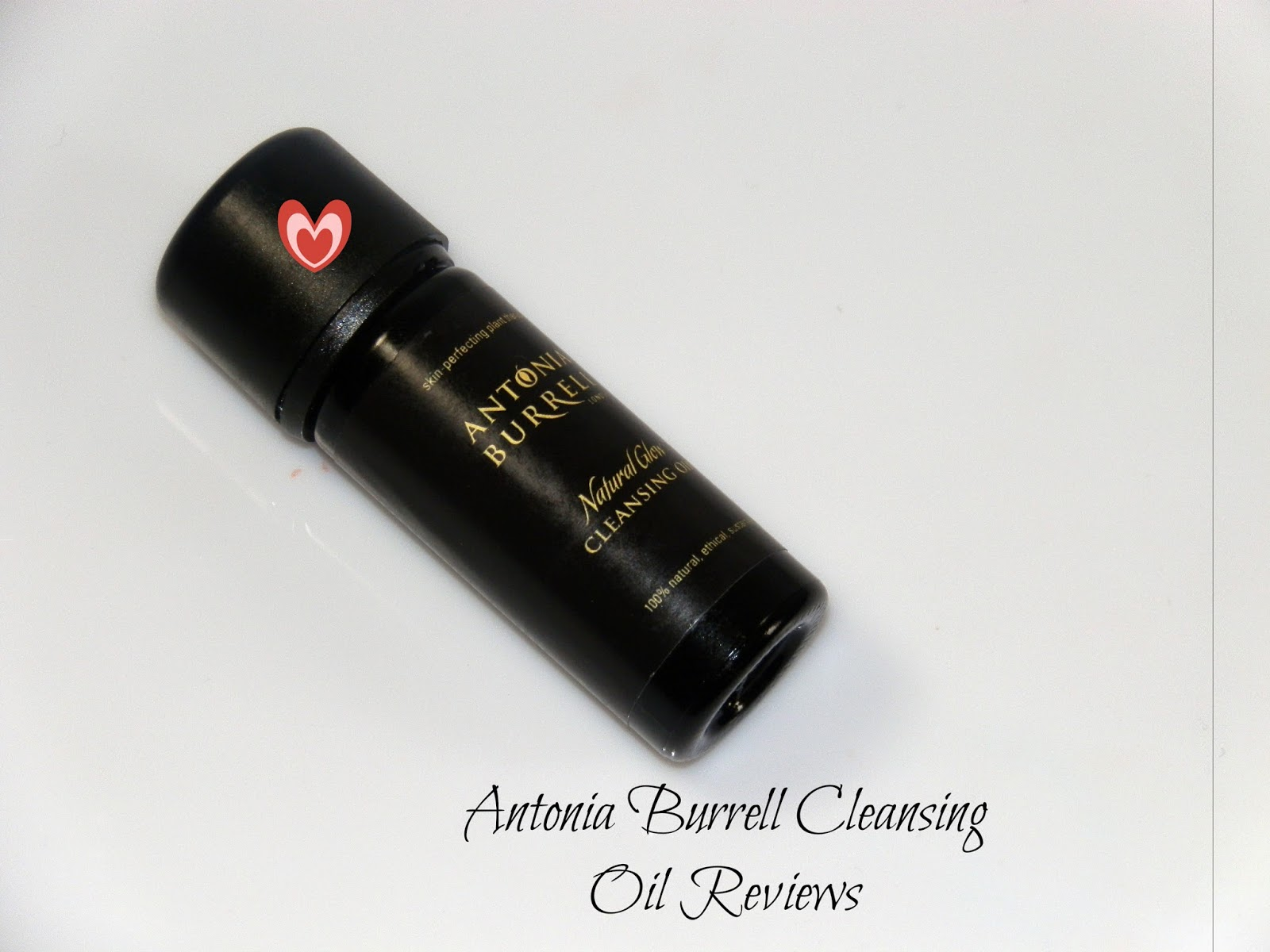Antonia Burrell Cleansing Oil Reviews