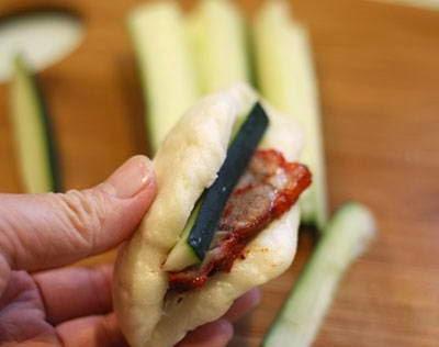 Vietnamese Food - Bánh Bao Xá Xíu