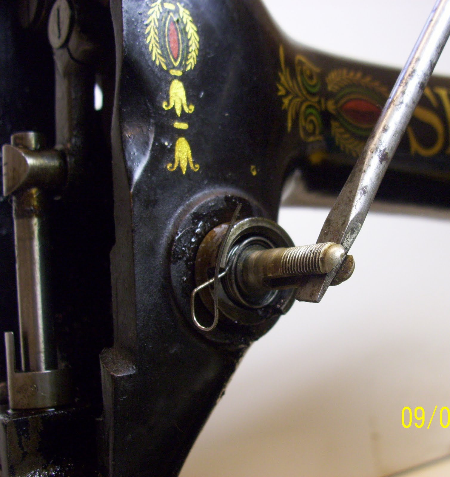 how to set tension on singer sewing machine