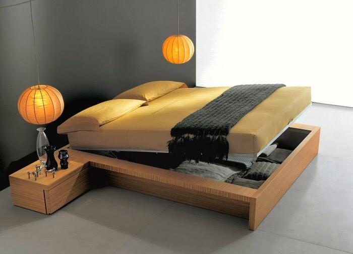 Modelos de cama moderna dormitorios colores y estilos - Camas diseno moderno ...