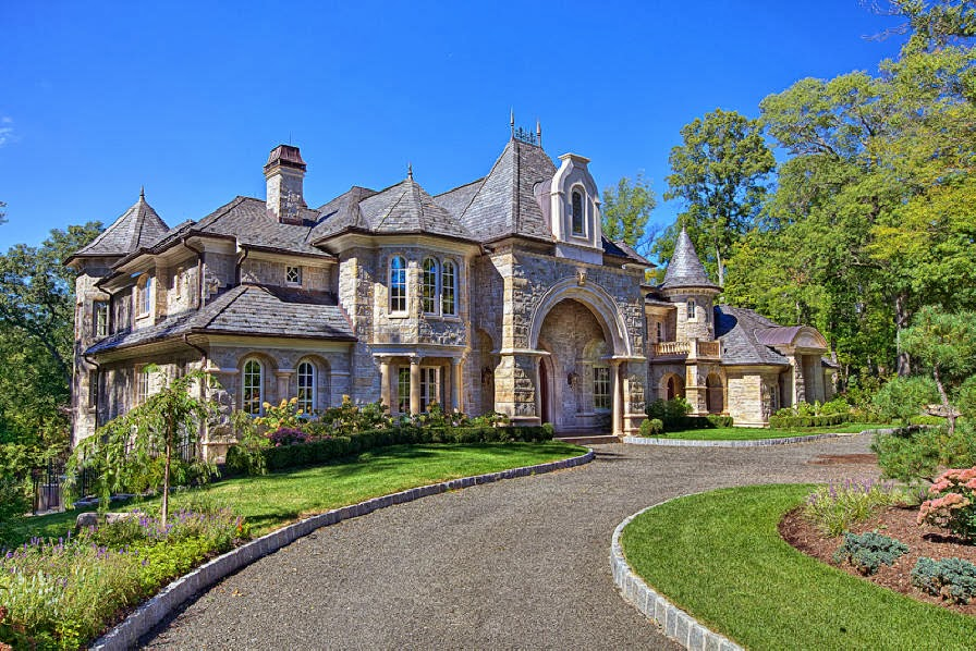 The Palatial Alpine Chateau Estate At Buckingham Buy And