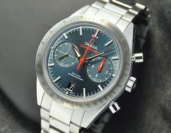 Omega Speedmaster '57 Blue Dial
