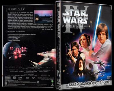 Star Wars IV: Una nueva esperanza [1977] español cine clasico'