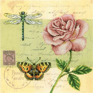 RTO, Почтовая открытка, Роза