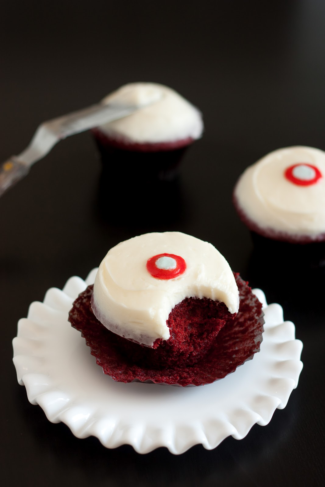 Sprinkles Red Velvet Cupcakes ~ Delicious Food Recipes