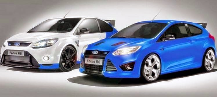 Ford Focus RS 2015 Release Date