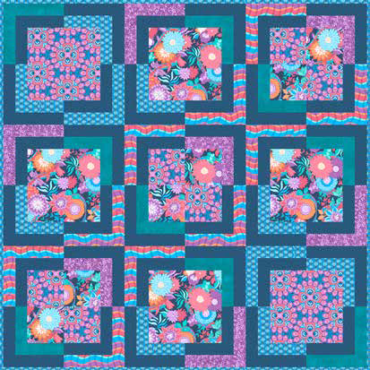 free pattern! Coloratura