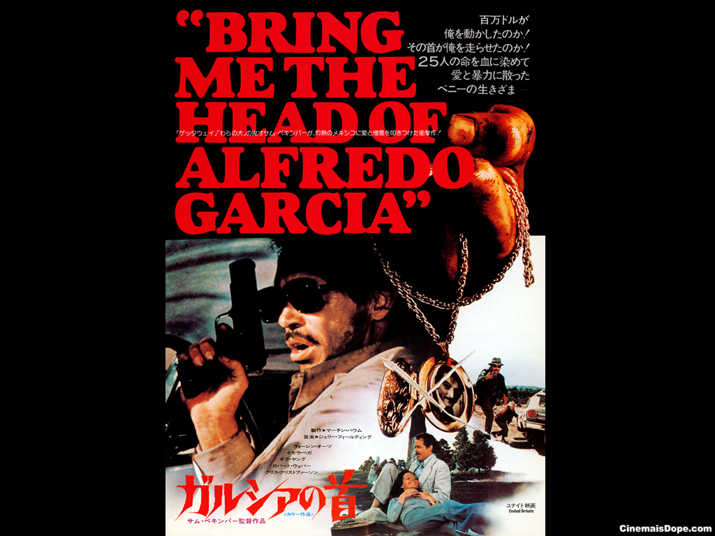 Bring Me the Head of Alfredo Garcia movie