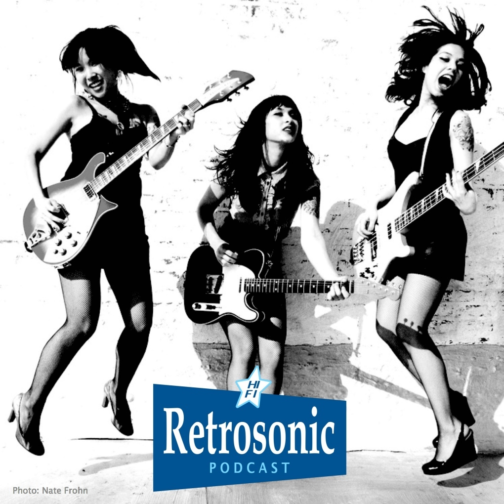 Retrosonic Podcast with Baby Shakes